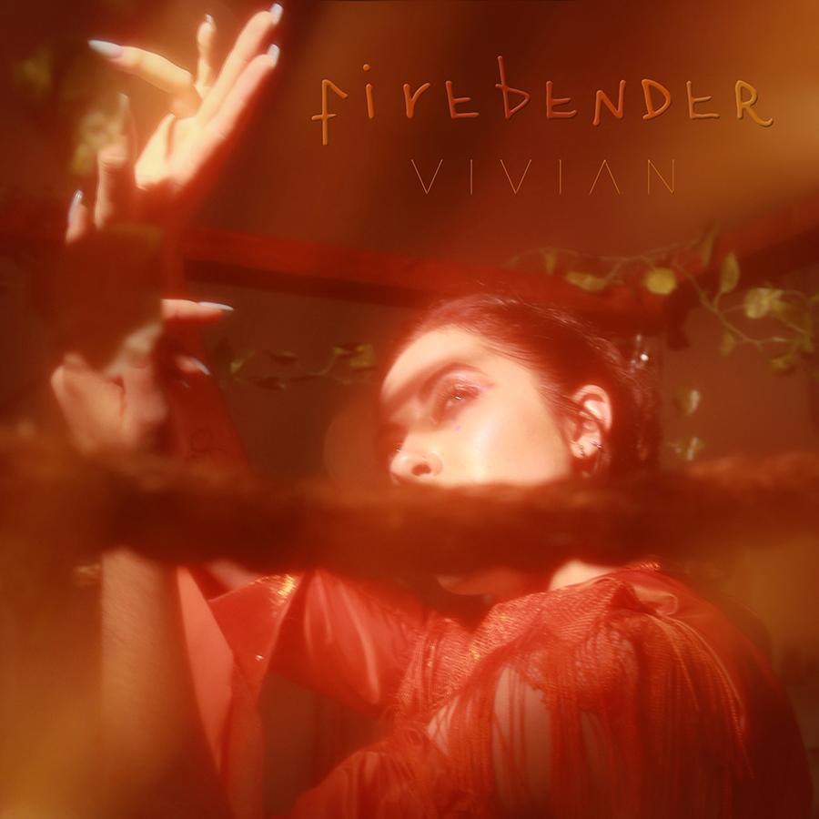 Vivian Firebender EP cover art