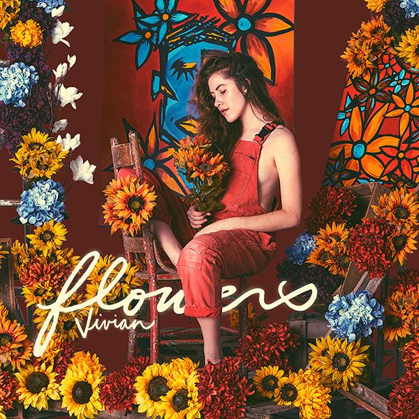 Vivian Flowers EP cover art